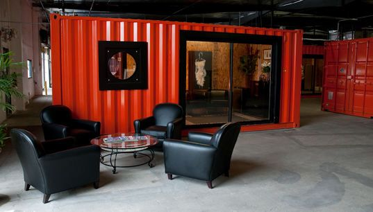 cool room shipping container