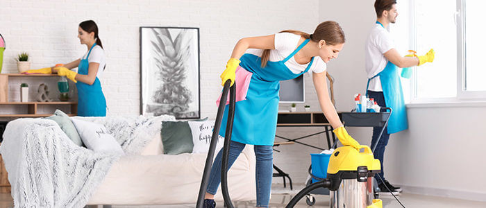 Incredible benefits of hiring cleaning services